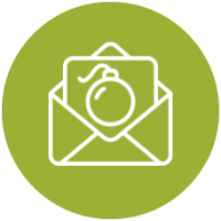 Filtro anti-spam correo electrónico